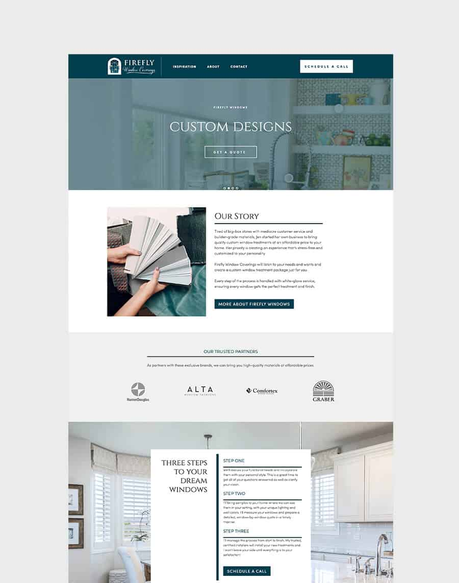 website design for denver small business